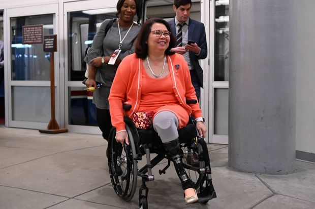 Tammy Duckworth.