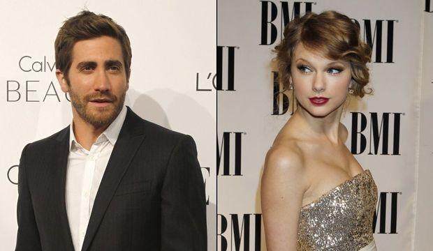 Taylor Swift et Jake Gyllenhaal (montage)-