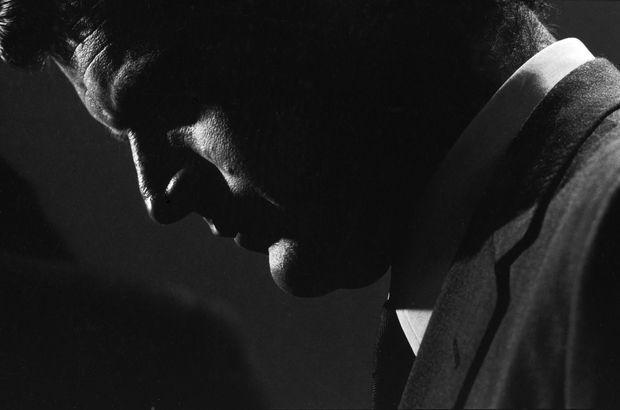 Ted Kennedy quelque temps après l'accident.