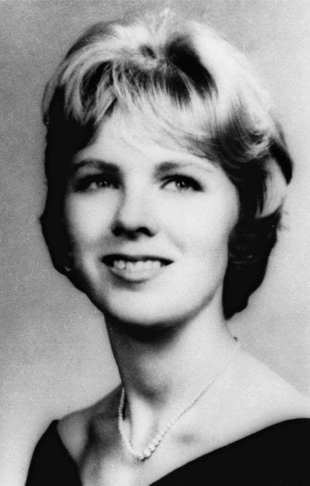 Mary Jo Kopechne en 1962.
