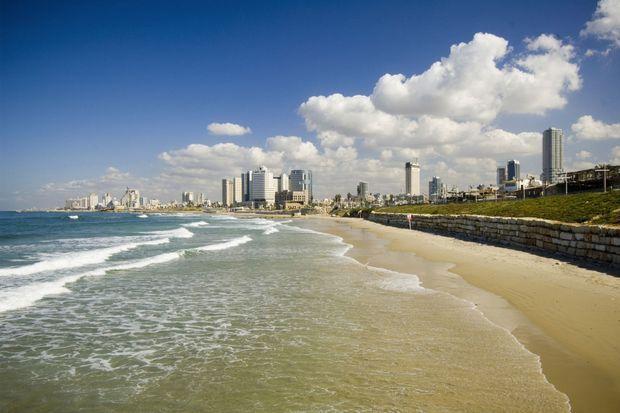 Tel-Aviv_Beach