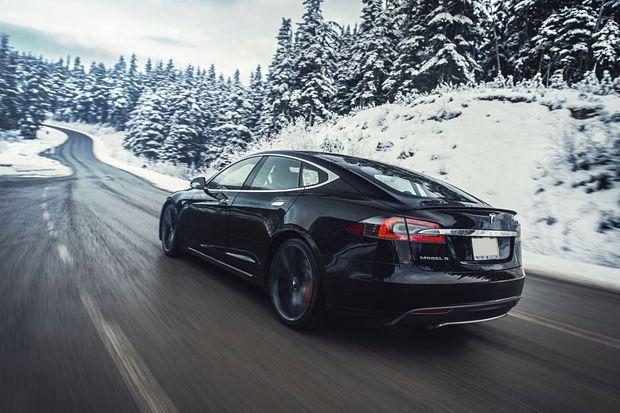 Lancée il y a trois ans, la Model S est toujours l'une des plus belles berlines du marché.