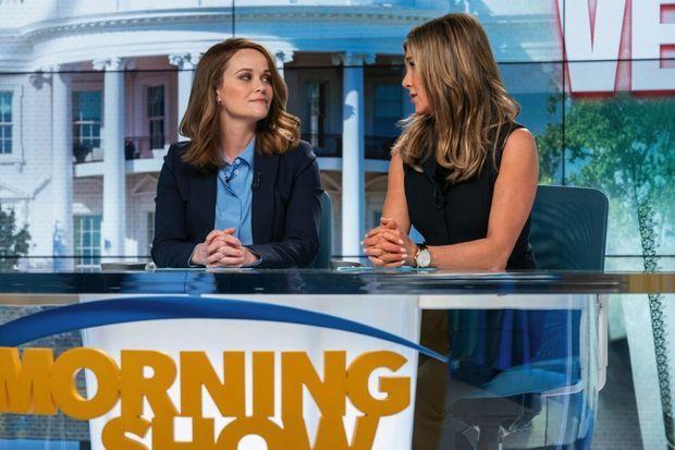 « The Morning Show », avec Jennifer Aniston