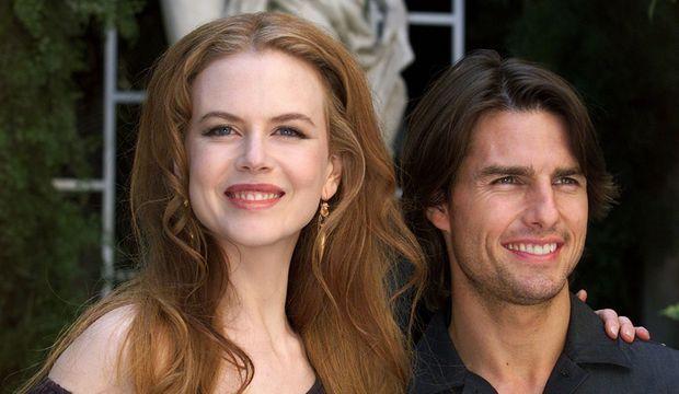 Tom Cruise et Nicole Kidman -