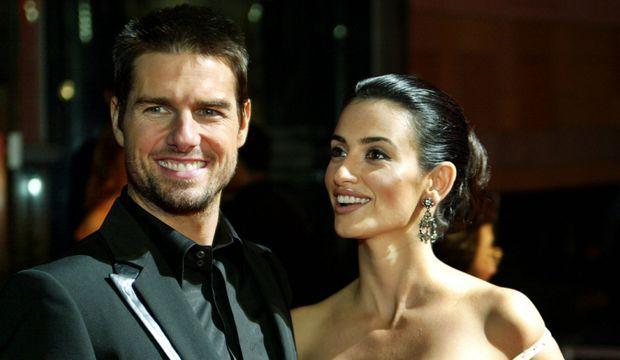 Tom Cruise et Pénélope Cruz -