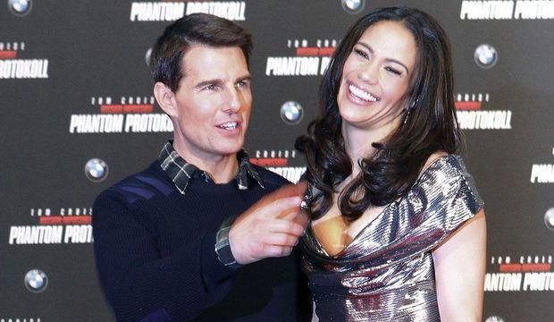 Tom Cruise Paula Patton-