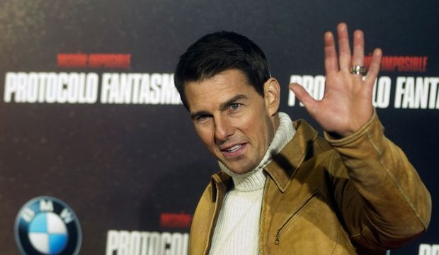 Tom Cruise-