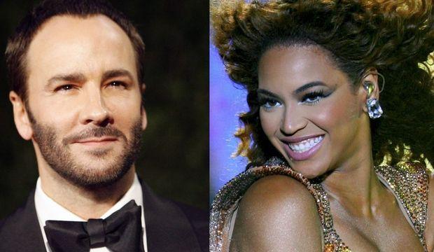 Tom Ford et Beyoncé-