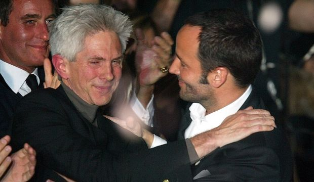 Tom Ford et Richard Buckley-
