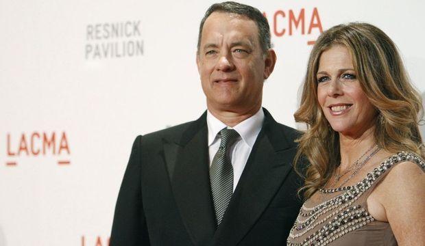 tom hanks et sa femme Rita Wilson-
