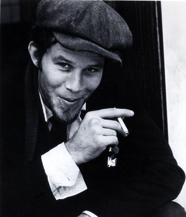 Tom Waits au début des années 1970.
