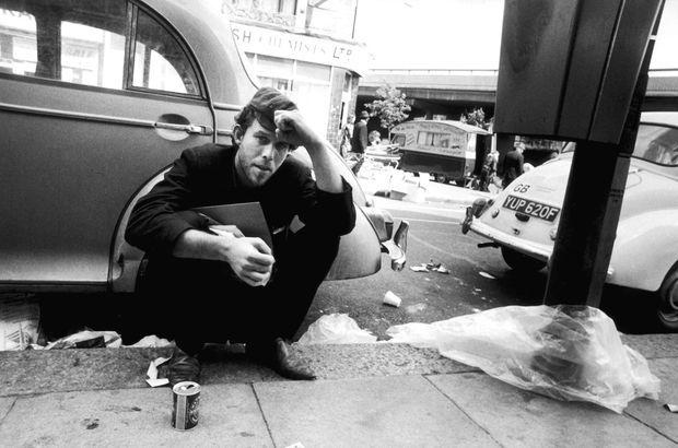 Tom Waits en 1976.