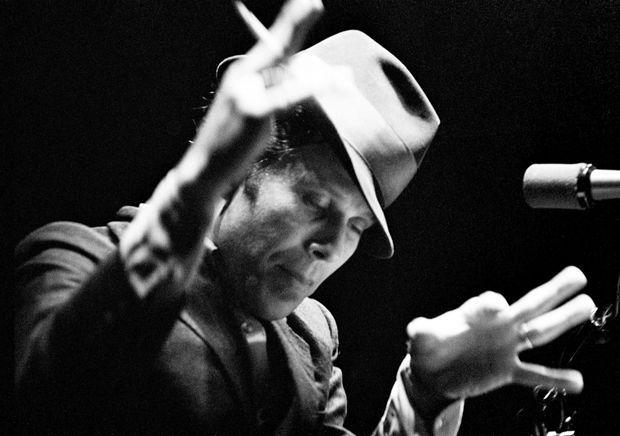 Tom Waits en 1981.