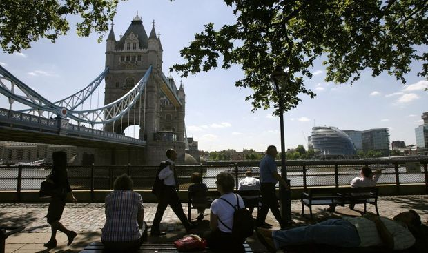 Tower Bridge et Tour de Londres-