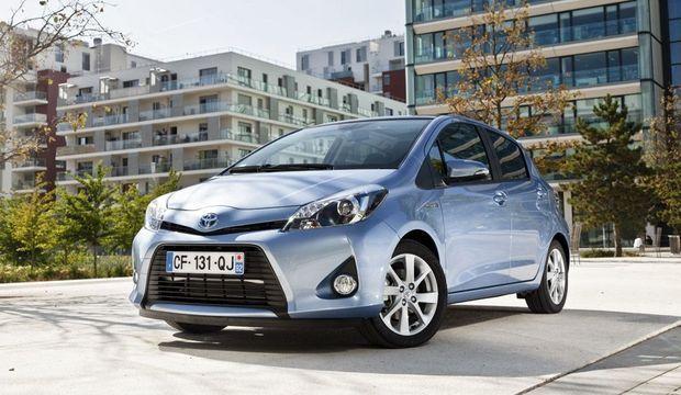 La Toyota Yaris hybride est fabriquée en France.