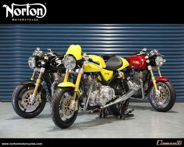TRIO NORTON-