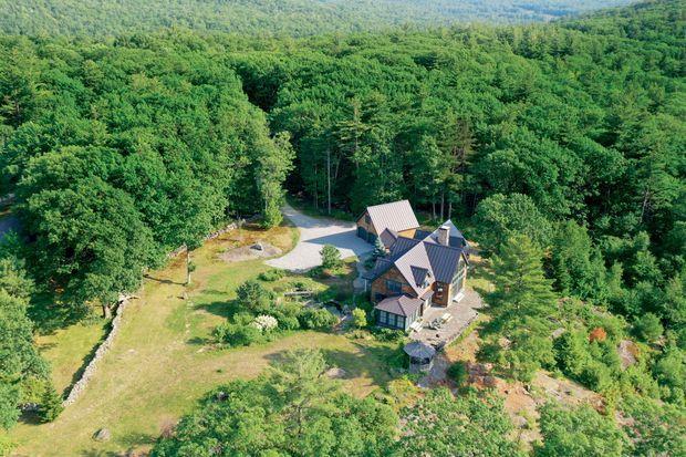 Tucked Away (« Cachée ») : c'est le nom de la propriété de 66 hectares où Ghislaine Maxwell s'était mise au vert.