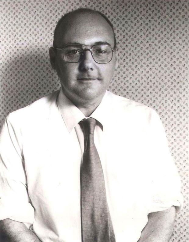 Thomas Hamilton, photo non datée.