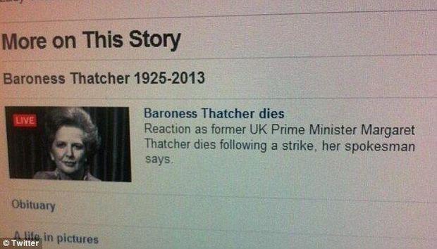 Twitter strike