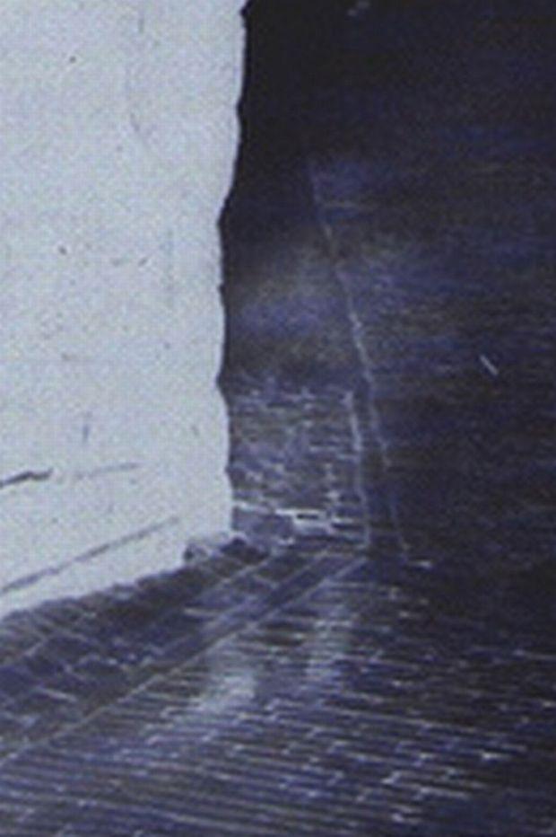 Un fantôme photographié au Stirling Castle en 1935.