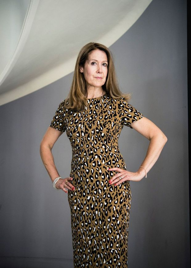 Ursula Macfarlane, la réalisatrice du documentaire.