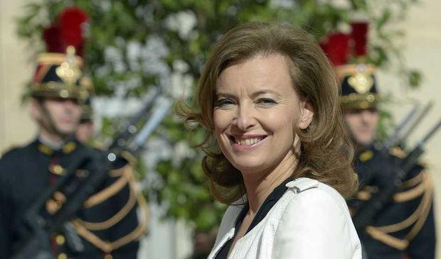 Valérie Trierweiler-