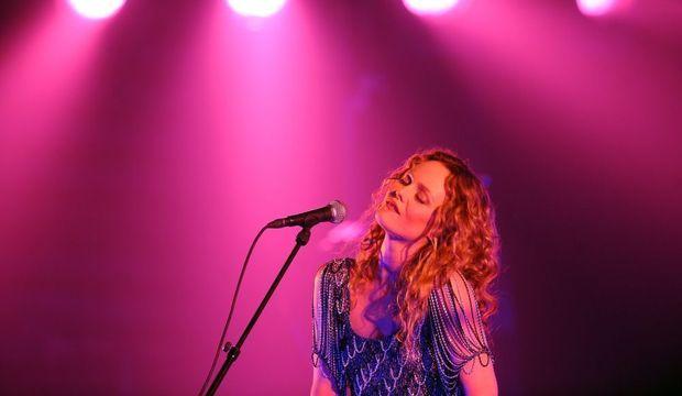 Vanessa Paradis en concert-