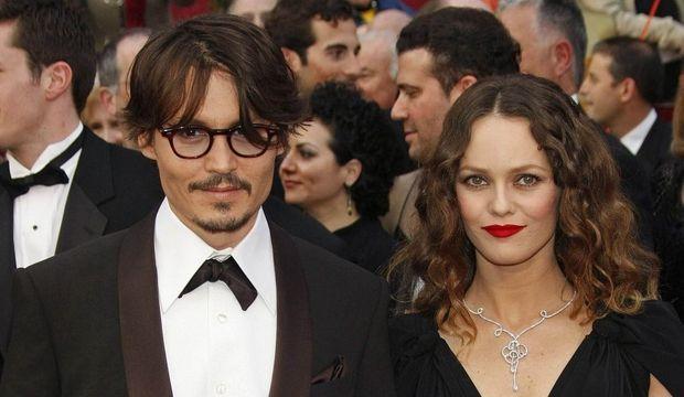 Vanessa Paradis Johnny Depp-