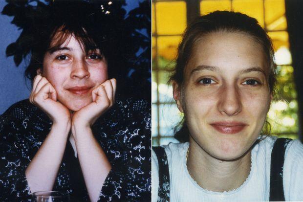 Hélène Frinting et Magali Sirot, des victimes de Guy Georges.