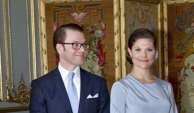 Victoria de Suede et Daniel Westling-