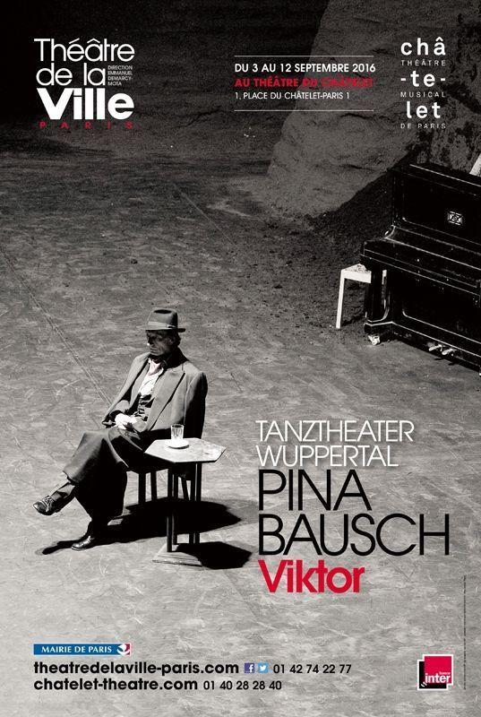 « Viktor », théâtre du Châtelet, à Paris, du 3 au 12 septembre.