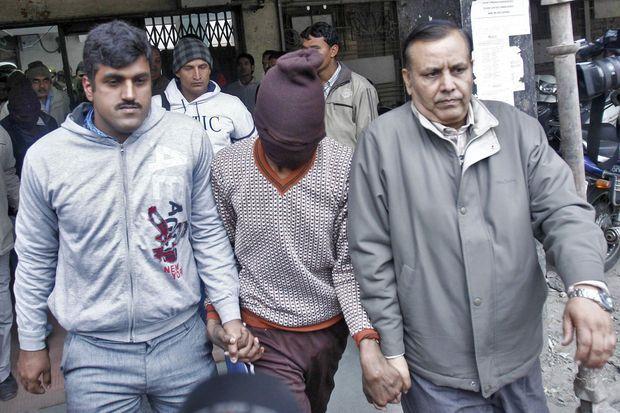Le second homme suspecté du viol de la touriste danoise.