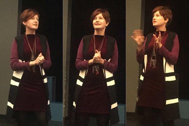 L'auteur Violaine Arsac.