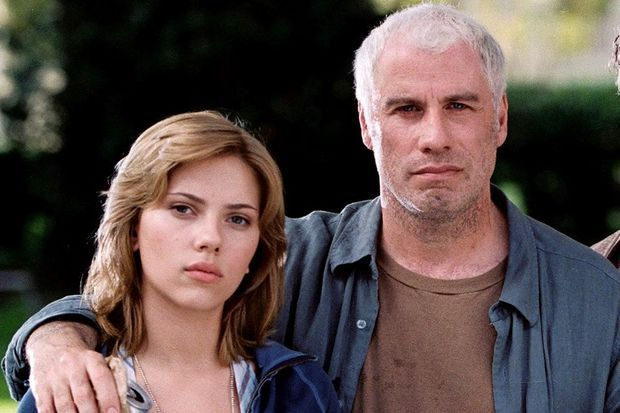 "Scarlett Johansson et John Travolta ont joué ensemble dans ""Love Song"", sorti en 2004"
