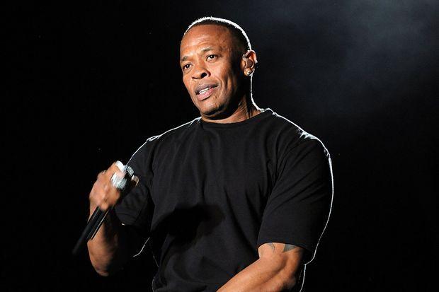 Dr. Dre au Coachella Festival, en 2012.