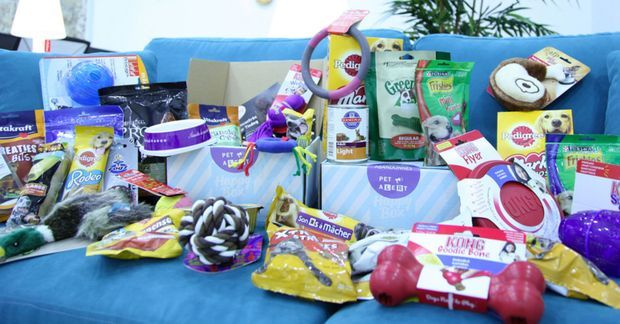 La HappyBox de Holidog.