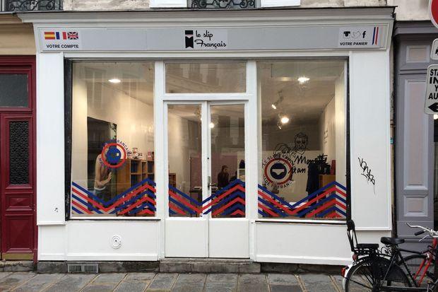 Le Pop Up Store de L'Amour - 11 rue Debelleyme Paris 3ème