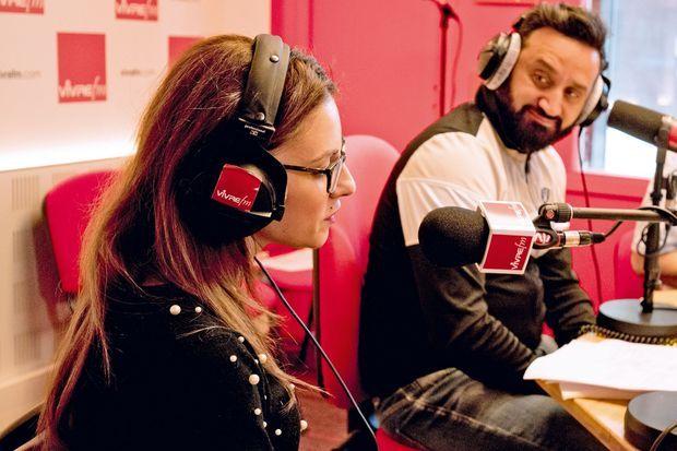 A la matinale de Vivre FM, la radio du handicap, premier rendez-vous du jour.