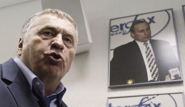 Vladimir Jirinovski-