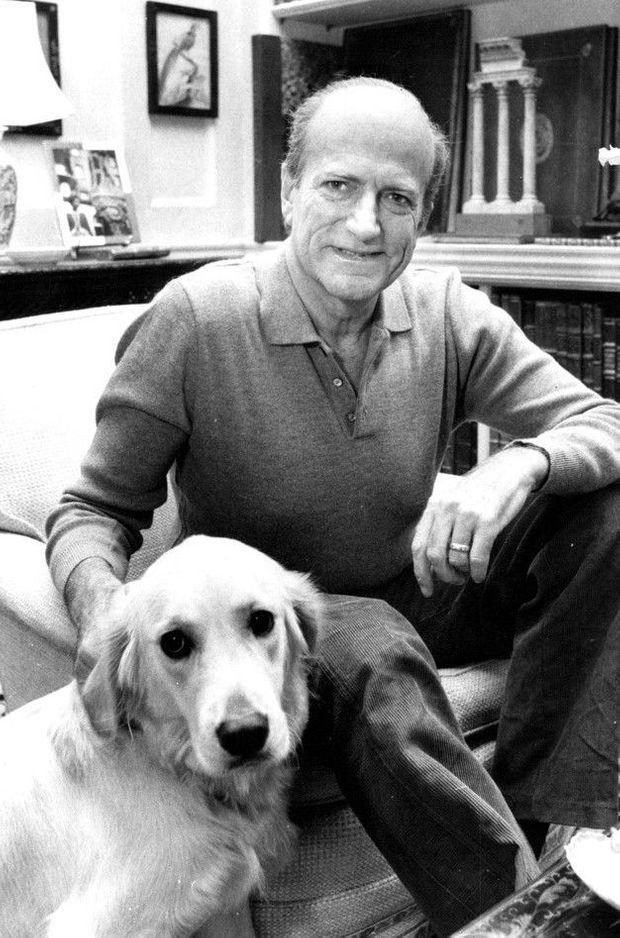 Claus von Bulow, à la veille de son second procès, en janvier 1985.