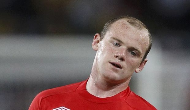 Wayne Rooney-
