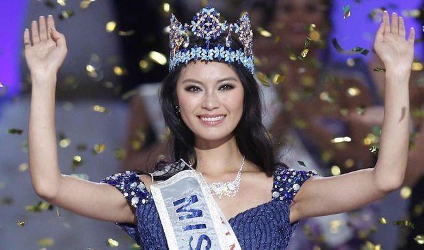 Wenxia Yu, Miss Monde 2012-