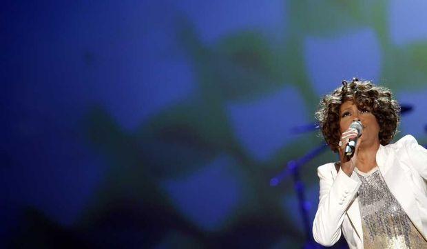 Whitney Houston-