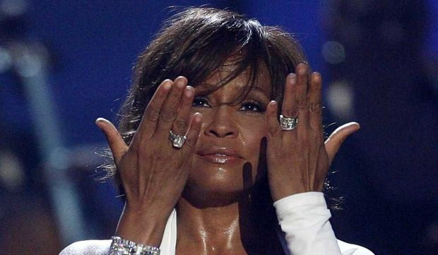 Whitney Houston-