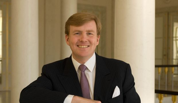 Willem-Alexander photos palais 2007-