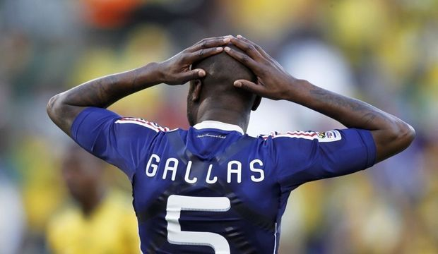 william gallas-