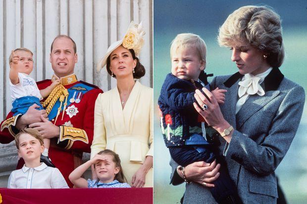 Le prince William avait très peur de devenir père