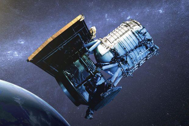 Le télescope Wise de la NASA.