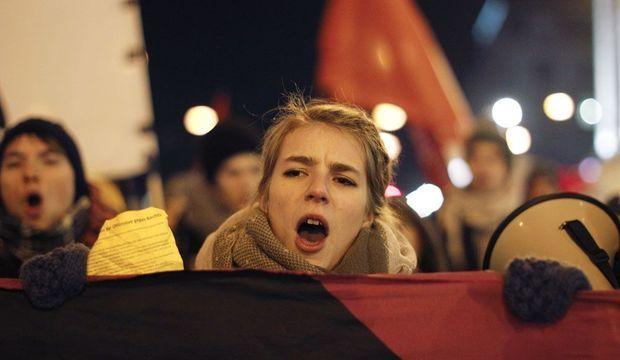 WKR-Ball Manifestation Vienne Autriche-