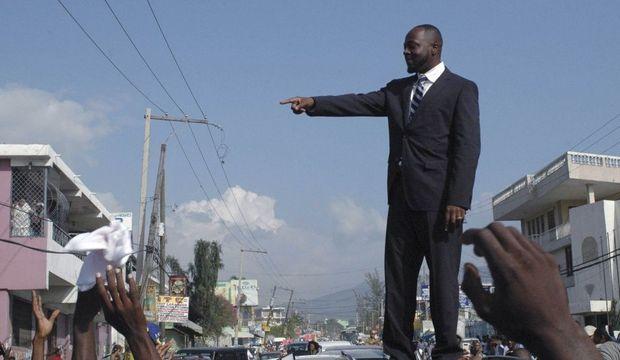 wyclef jean haiti-